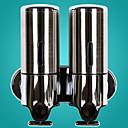 hesapli Soap Dispensers-Sıvı Sabunluk Smart / Yeni Dizayn / Otomatik Video Sistemi Çağdaş Paslanmaz Çelik 1pc - Banyo Duvara Monte Edilmiş