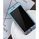 billige Hundeklær-Etui Til Apple iPhone X / iPhone 8 Mønster Heldekkende etui Marmor Hard PC til iPhone X / iPhone 8 Plus / iPhone 8