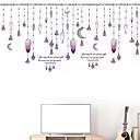preiswerte Wand-Sticker-Dekorative Wand Sticker - Flugzeug-Wand Sticker Formen Wohnzimmer / Schlafzimmer / Badezimmer