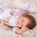 ieftine Păpuși-OtardDolls Păpuși Renăscute Bebe Fetiță 20 inch Silicon - natural Mâini aplicate manual Lui Kid Fete Jucarii Cadou