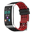 cheap Smart Lights-Smart Bracelet Smartwatch E08 for iOS / Android Waterproof / Blood Pressure Measurement / Calories Burned / Long Standby / Pedometers Pedometer / Call Reminder / Activity Tracker / Sleep Tracker