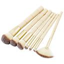 cheap Fishing Lures & Flies-7 pcs Makeup Brushes Professional Makeup Brush Set Nylon fiber Eco-friendly / Soft Bamboo