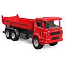 billige Toy Trucks & Construction Vehicles-Lekebiler Truck Gravemaskin Kjøretøy Entreprenørmaskiner By Utsikt Kul utsøkt Metall Teenager Alle Gutt Jente Leketøy Gave 1 pcs