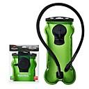 preiswerte Camping Kochausrüstung-1 Naturehike Camping-Wasserkocher Einzeln Wassertopf & Wasserkocher Reise Faltbar PEVA Draussen zum Wandern Camping Grün