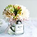 ieftine Flori Artificiale-Flori artificiale 1 ramură Clasic / Single Stilat Floarea soarelui Față de masă flori