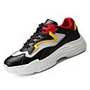 ieftine Saboți și Mocasini Bărbați-Bărbați PU / Material elastic Vară Confortabili Adidași de Atletism Plimbare Gri / Negru / Alb / Negru / Roșu