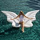 billige Oppustelige baderinge, svømmedyr  og pool-loungers-Oppusteligt badelegetøj PVC Holdbar, Oppustelig Svømning / Vandsport for Voksen 250*180 cm
