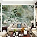 preiswerte Wand-Sticker-benutzerdefinierte jural tapete jade schnitzen landschaftskarte geeignet für wohnzimmer tv hintergrund wandbelag 448 × 280 cm