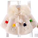 ieftine Îmbrăcăminte Bebeluși-Bebelus Fete De Bază Zilnic Imprimeu Manșon Lung Regular Poliester Căptușit Bumbac Roz Îmbujorat / Copil