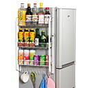 abordables Repisas y Soportes-Herramientas de cocina Metal Rapidez / Simple Soporte De Uso Diario / Para utensilios de cocina 1pc