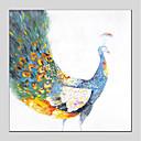 povoljno Ulja na platnu-Hang oslikana uljanim bojama Ručno oslikana - Mrtva priroda Moderna Uključi Unutarnji okvir / Prošireni platno