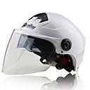 billige Hårfletninger-SENHU S168 Halvhjelm Voksen Unisex Motorcykel hjelm Anti-Tåge / Hurtighed / Chok Resistent