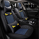 cheap Pendant Lights-ODEER Car Seat Covers Seat Covers Black / Blue Textile Common for universal All years All Models