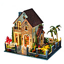 cheap Doll Houses-Dollhouse Creative / Simulation / Exquisite Villa 1 pcs Pieces All Child's Gift