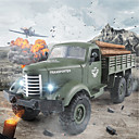 رخيصةأون العاب الشاحنات & مركبات البناء-RC سيارة JJRC Q60 2.4G شاحنة / تسلق الصخور السيارات 1:16 KM / H
