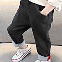 ieftine Pantaloni Băieți-Bebelus Băieți De Bază Mată Pantaloni / Copil