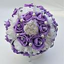 billige Praktiske gaver-Bryllupsblomster Buketter Bryllup / Spesiell Leilighet polyester / skum 6.69 tommer (ca. 17cm) / 7.87 tommer (ca. 20cm)