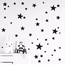 cheap Wall Stickers-Decorative Wall Stickers - Plane Wall Stickers Stars Nursery / Kids Room