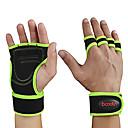 ieftine Echipamente & Accesorii de Fitness-Mănuși de ridicare a greutății Cu 2 pcs microfibră Curea Încheietură Încorporată, Ajustabil Protecție Totală & Extra Grip, Rezistent la uzură Pentru Bărbați / Pentru femei Fitness / Sală de Fitness