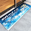 cheap LED Corn Lights-Area Rugs Casual / Modern Polyster, Rectangular Superior Quality Rug