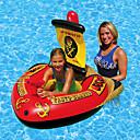 billige Swim Aids-Oppusteligt badelegetøj PVC Holdbar, Oppustelig Svømning / Vandsport for Voksen / Børn 127*124*72 cm