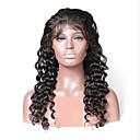 ieftine Peruci Păr Uman-Păr Remy Integral din Dantelă Perucă Păr Brazilian Ondulat Perucă 130% Densitatea părului cu păr de păr Linia naturală de păr Noduri albite Pentru femei Lung Peruci Păr Uman
