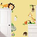 halpa Seinätarrat-Koriste-seinätarrat - Lentokone-seinätarrat Eläimet Sisällä / Kids Room