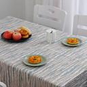 billige Baderomskraner-Moderne / Fritid 75g / m3 Polyester strik stretch Kvadrat Duge Geometrisk Borddekorasjoner 1 pcs