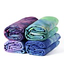 cheap Yoga Towels-Yoga Towel Anti Slip Lightweight Super Soft Fiber for Yoga Pilates Exercise & Fitness 183*63*0.3 cm Green Blue Fuchsia