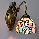 billige Baderomskraner-Antikk / Vintage Vegglamper Stue Metall Vegglampe 220-240V 40 W / E26 / E27
