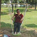 tanie Biwakowe krzesła i siedziska-Hamak turystyczny Na wolnym powietrzu Lina konopna na Kemping / Szkoła / Podróże - 1 osoba Clover
