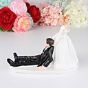 cheap Cake Toppers-Cake Topper Garden Theme / Classic Theme / Vintage Theme Simple Style / Pastoral Style ABS Resin Wedding / Special Occasion with Solid 1 pcs Gift Box