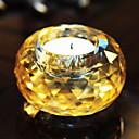 ieftine Lumânări & Suport de Lumânări-Stil European sticlă Suporturi Lumânări Candelabra 1 buc, Lumânare / Suport pentru lumânări