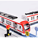 cheap Toy Trains & Train Sets-Toy Trains & Train Sets Train Train Glow / Exquisite / Parent-Child Interaction Plastic & Metal / Metal Alloy All Kids Gift 1 pcs