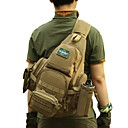 cheap Hunting Bags-Hiking Sling Backpack Military Tactical Backpack 30 L - Rain Waterproof Quick Dry Wearable Outdoor Hunting Hiking Camping Nylon Brown Army Green Camouflage