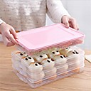 cheap Jars & Boxes-Kitchen Organization Storage Boxes / Food Storage / Bulk Food Storage Plastic Storage 1 set