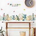 billige Veggklistremerker-Dekorative Mur Klistermærker - Fly vægklistermærker Still Life / Arabesk Soverom / Innendørs