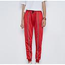 cheap Men's Sandals-Women's Plus Size Jeans Pants - Solid Colored