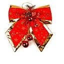 tanie Naklejki ścienne-Ozdoby świąteczne Święto Plastikowy / PVC Kwadrat Zabawne Świąteczna dekoracja
