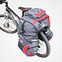 olcso Kemping főzési kellékek-65 L Túratáska csomagtartóra / Kétoldalas túratáska 3 az 1-, Vízálló, Viselhető Kerékpáros táska 600D poliészter Kerékpáros táska Kerékpáros táska Kerékpározás Kerékpár