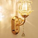 povoljno Zidni svijećnjaci-Crystal / Kreativan Retro / vintage / Inovativne cipele Zidne svjetiljke Trpezarija / Unutrašnji / Magazien / Cafenele Metal zidna svjetiljka IP 44 220-240V 40 W / E14