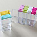 billige Kjøkkenredskap-Kjøkkenorganisasjon Krydder bokser PP (Polypropen) Lagring 1set