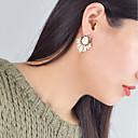 billige Mode Øreringe-Dame Stilfuldt Stangøreringe - Heldig Basale, Mode Lys pink Til Daglig Stævnemøde