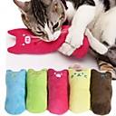 preiswerte Katzenspielzeug-Plüsch-Spielzeug Weich / lieblich Baumwolle Für Hunde / Katzen