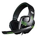 זול Headsets & Headphones-Factory OEM רצועת ראש חוטי / אודיו OUT אוזניות אוזניות פלסטי גיימינג אֹזְנִיָה סטריאו / עם מיקרופון / עם בקרת עוצמת הקול אוזניות