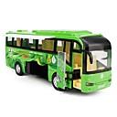 povoljno Plovila za igračke-Igračke auti Autobus Vozila Autobus Pogled na grad Cool Fin Slitina metala Dječji Tinejdžer Sve Dječaci Djevojčice Igračke za kućne ljubimce Poklon 1 pcs