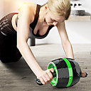 tanie TV Box-Kółka / wałki do ćwiczeń mięśni brzucha TPE PP Trwały Szkolenie Spalacz tłuszczu na brzuchu Wzmacnianie mięśni brzucha Fitness Trening w siłowni Kulturystyka Dla Talia i plecy Brzuch