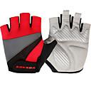 זול כפפות לאופנועים-WOSAWE חצי אצבע יוניסקס כפפות אופנוע polyster / SBR נושם / עמיד בפני שחיקה / ללא החלקה
