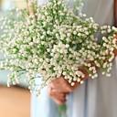 tanie Sztuczny kwiat-Sztuczne Kwiaty 12 Gałąź Klasyczny Nowoczesny Łyszczec Bukiety na stół