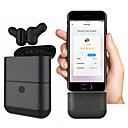 tanie Pielęgnacja włosów-Factory OEM LX-X2 Słuchawka douszna Bluetooth 4.2 Słuchawki Słuchawka ABS + PC Telefon komórkowy Słuchawka z mikrofonem / Z ładowarką Zestaw słuchawkowy
